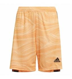 Shorts portero Condivo 21 naranja
