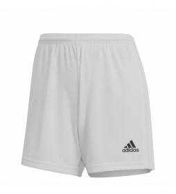 Shorts Squadra 21 blanco