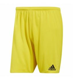 Pantalón corto Parma 16 SHO WB amarillo