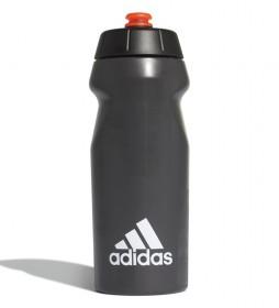 Botella Hidratante Performance 0,5 Litros negro