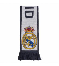 Bufanda Real Madrid blanco