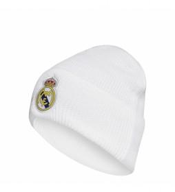 Gorro Real Madrid blanco