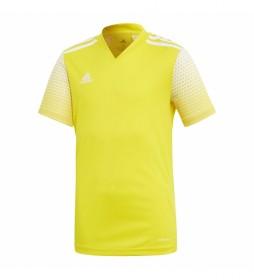 Camiseta Regista 20 JSYY amarillo
