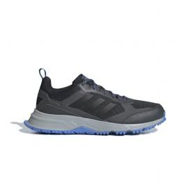 Zapatillas Running Rockadia Trail 3 negro, azul / OrthoLite