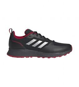 Zapatillas Runfalcon 2.0 TR negro, rojo
