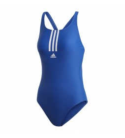 Bañador SH3.RO MID 3 Rayas azul