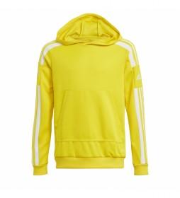 Sudadera con capucha SQ21 Hood Y amarillo
