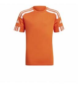 Camiseta SQUAD 21 JSY Y naranja