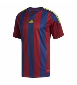 Camiseta Striped 15 rojo, azul