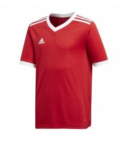 Camiseta Tabela 18 JSYY rojo
