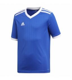 Camiseta Tabela 18 JSYY azul