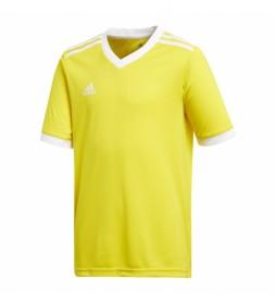 Camiseta Tabela 18 JSYY amarillo