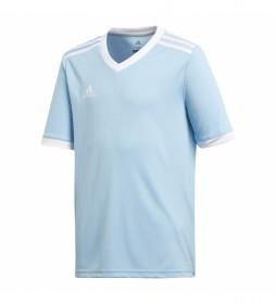 Camiseta Tabela 18 JSYY azul claro