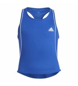 Camiseta Tennis Pop-Up azul