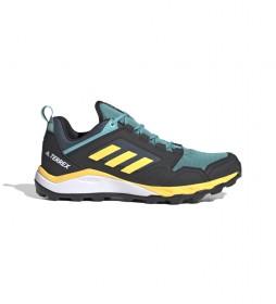 adidas Terrex Adidas Terrex Agravic Trail Running turquesa