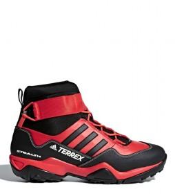 adidas Terrex Botas Hydro Lace negro, rojo / 585g