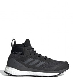 adidas Terrex Terrex Free Hiker shoes black / 385g