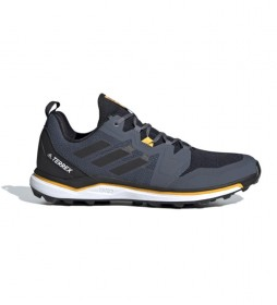 adidas Terrex Zapatillas Agravic Trail Running gris