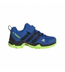 adidas Terrex Zapatillas Terrex AX2R CF Hiking azul