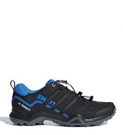 adidas Terrex Zapatilla TERREX Swift R2 negro, azul / 350g