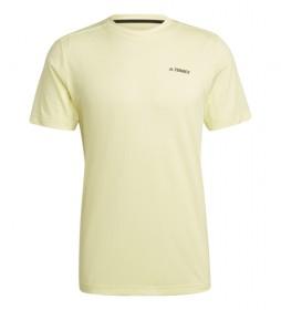 adidas Terrex Camiseta Terrex Tivid verde