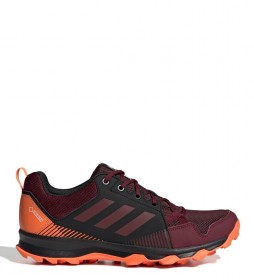 adidas Terrex Terrex Tracerocker GTX trail running shoes black, garnet / 270g / Gore-Tex