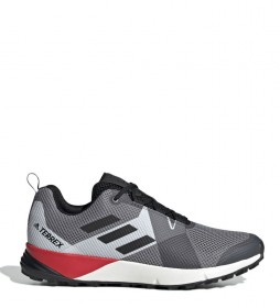 adidas Terrex Zapatillas de trail running TERREX Two gris / 310g