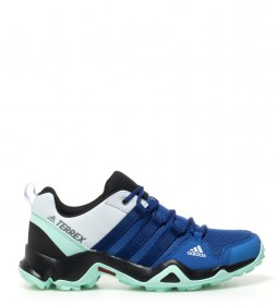 adidas Zapatillas Terrex  AX2R azul, menta