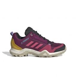 Zapatillas TERREX AX3 Blue W lila