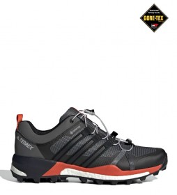 adidas Terrex Trail running shoes TERREX Skychaser GTX grey / Gore-Tex /380g