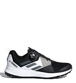 adidas Terrex TERREX Two Boa trail running shoes black, white