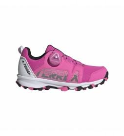 adidas Terrex Zapatillas Terrex Boa Hiking rosa