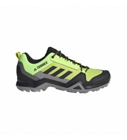 adidas Terrex Zapatillas Terrex AX3 verde, negro
