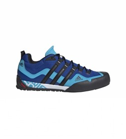 adidas Terrex Zapatillas Terrex Swift Solo azul, turquesa