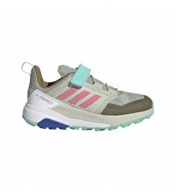adidas Terrex Zapatillas Terrex Trailmaker CF K kaki