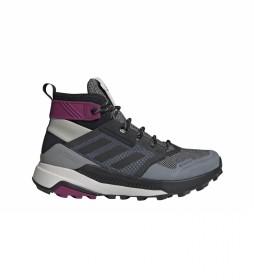 adidas Terrex Zapatillas Terrex Trailmaker MID GTX W gris