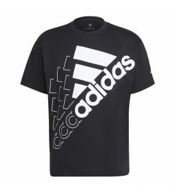 Camiseta Unisex Essentials Logo negro