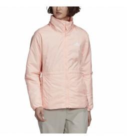 Chaqueta  BSC INS rosa