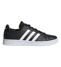 Zapatillas Grand Court Base negro