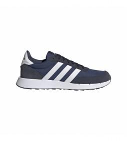Zapatillas de piel Run 60s 2.0 azul