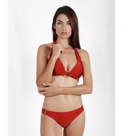 Bikini Halter Dubarry rojo