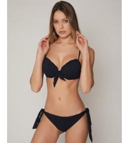 Bikini Push Up Ibiza negro