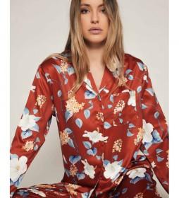 Pijama Winter Garden floral