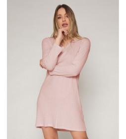 Camisón Elegant Line rosa