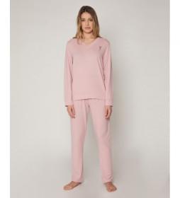 Pijama Make it Happen rosa