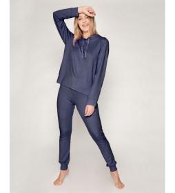 Pijama Make it Happen azul
