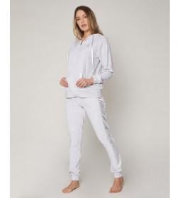 Pijama Sport Home gris