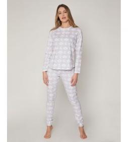 Pijama Dreaming gris