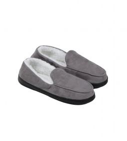 Zapatillas de casa 59088 gris