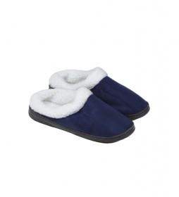 Zapatillas de casa 59089 azul